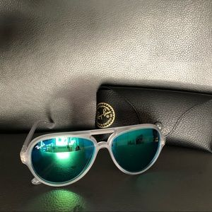 Unisex authentic Ray ban sunglasses